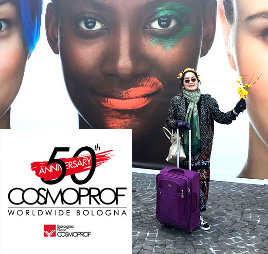 A Cosmoprof Worldwide Bologna La Bellezza Multietnica Di Tones Of Beauty It 4
