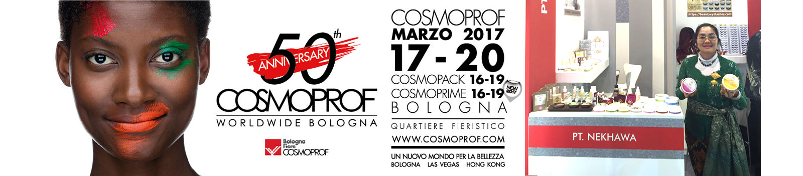 A Cosmoprof Worldwide Bologna La Bellezza Multietnica Di Tones Of Beauty It 3