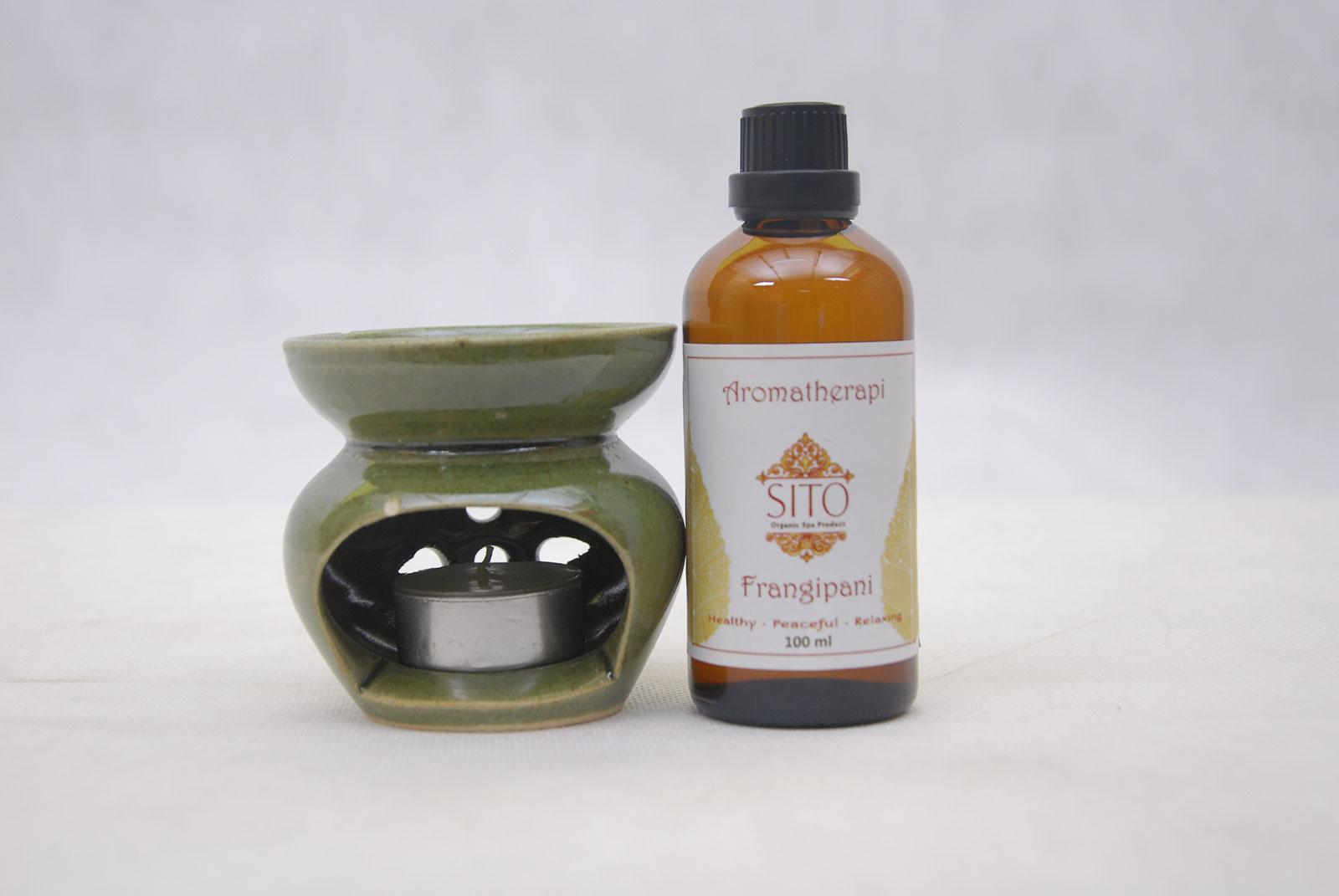 Aromatherapi Frangipani